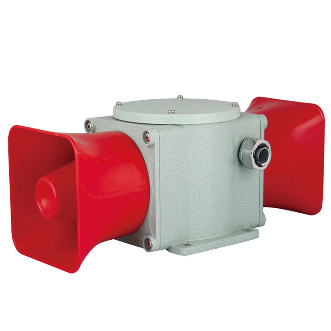 HDSD-135 Heavy Duty Alarm Sounder (Double Horns)